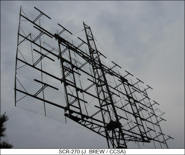 Chain home radar antenna pictures.